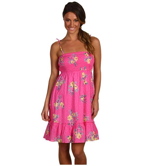 Rochii Lilly Pulitzer - Misha Dress - Hotty Pink Lady Loves Polka Dots