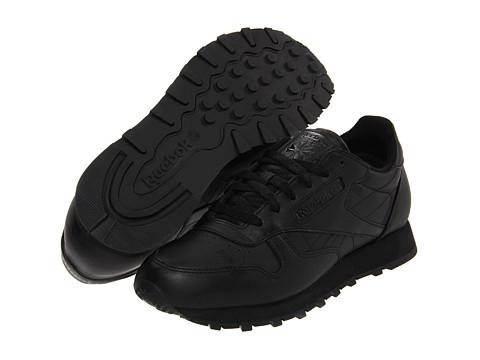 Adidasi Reebok - Classic Leather CTM - Black/Black/Black