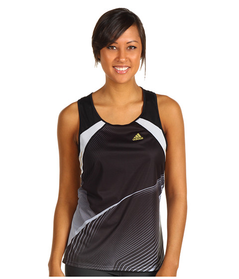 Tricouri adidas - adizero⢠Golden Stripes Singlet - Black/Metallic Gold
