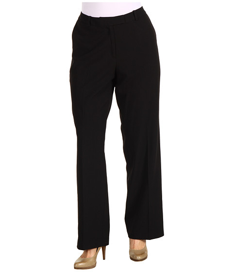 Pantaloni Calvin Klein - Plus Size Madison Pant - Black