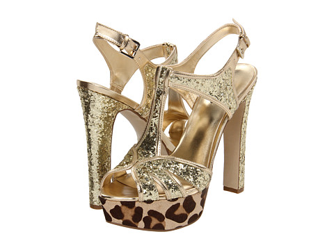 Sandale GUESS - Indrina - Gold