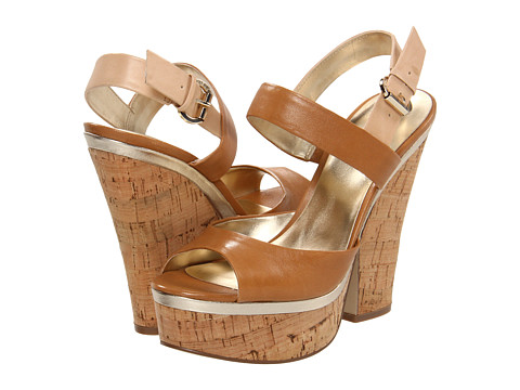 Sandale GUESS - Jadynn - Natural Multi Leather