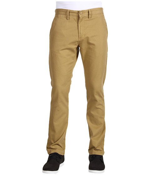 Pantaloni Vans - Excerpt Chino Pants - New Mushroom Brown
