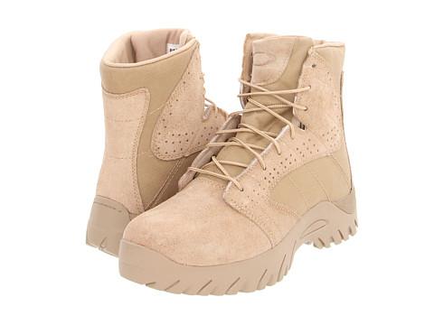"""Ghete Oakley - LF SI Assualt Boot 6\"""" - Desert"""
