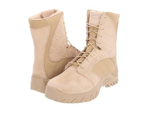 """Ghete Oakley - LF SI Assualt Boot 8\"""" - Desert"""