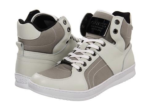 Adidasi GUESS - Trippy - White