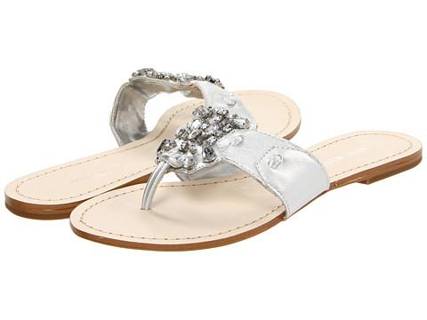 Sandale Nine West - Seabreeze - Silver Leather
