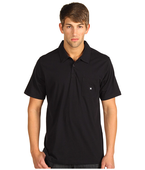 Tricouri DC - Chomper Polo Shirt - Black
