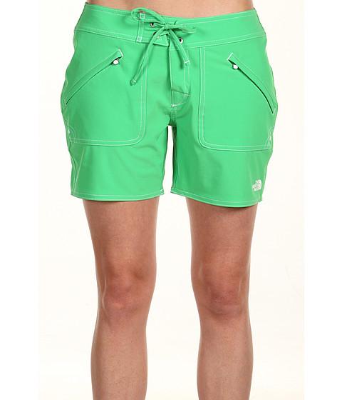 Pantaloni The North Face - Apex Washoe Short - Mojito Green/TNF White