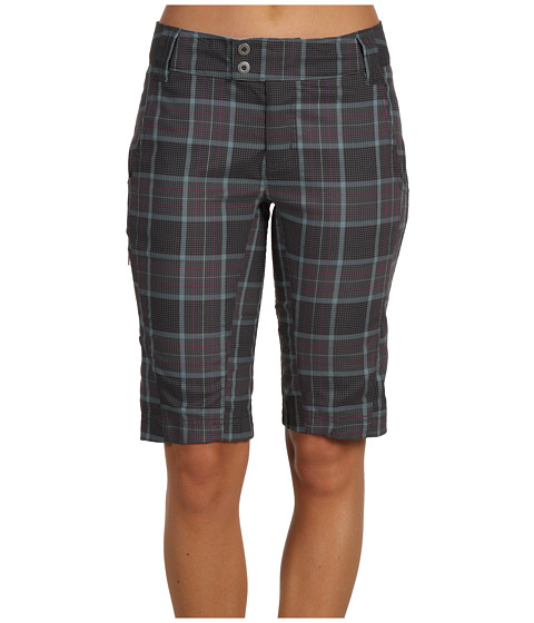 Pantaloni Columbia - Saturday Trail⢠Stretch Plaid Short - Grill Plaid/Berry Jam