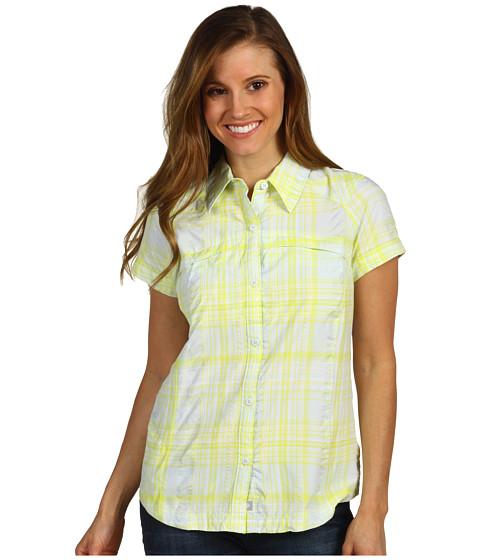 Bluze Columbia - Silver Ridgeâ⢠Multiplaid S/S Shirt - Radiation Big Plaid
