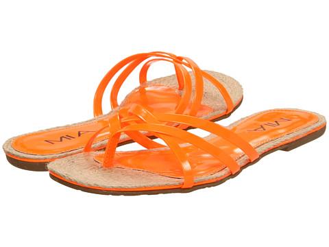 Sandale MIA - Preta - Orange