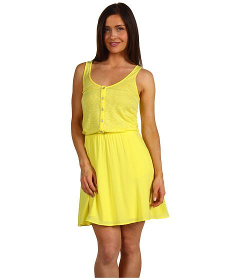 Rochii Splendid - Tank Dress - Lemoncello