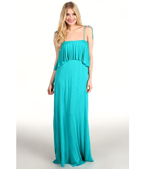 Rochii Brigitte Bailey - Waldina Maxi Ruffle Dress - Turquoise