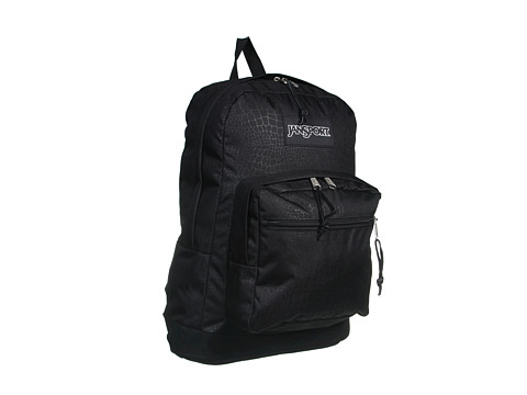 Ghiozdane JanSport - Right Pack Expressions - Gloss Black Snake