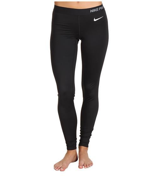 Pantaloni Nike - Pro II Training Tight - Black/White