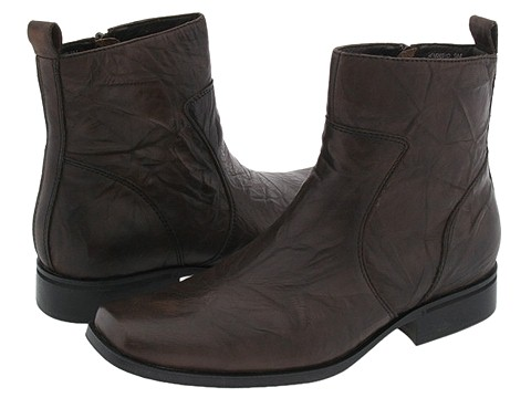 Ghete Rockport - Toloni - Dark Brown Scrunch