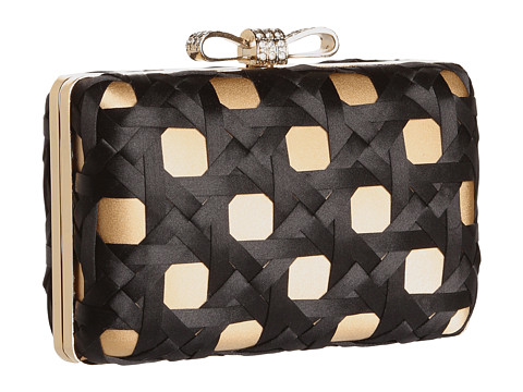 Posete Franchi Handbags - Vania - Black/Gold