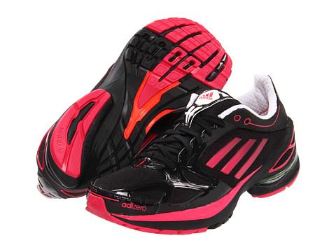 Adidasi Adidas Running - adiZeroâ⢠F50 2 W - Black/Bright Pink/Zero Metallic