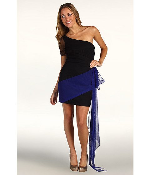 Rochii BCBGeneration - Seamed Body Con Dress - Black