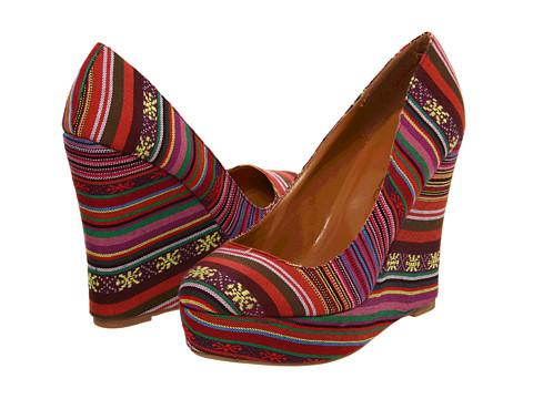 Pantofi C Label - Heart-33 - Brown Multi