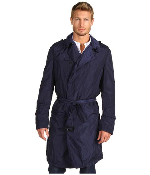 Jachete Costume National - Trench Coat - Dark Blue