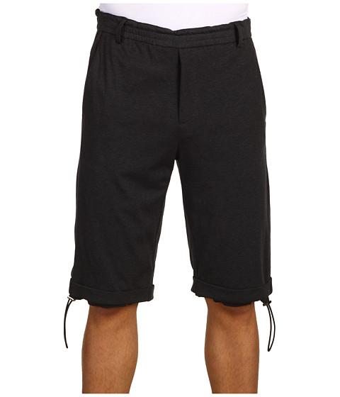Pantaloni Costume National - Drawstring Shorts - Dark Grey