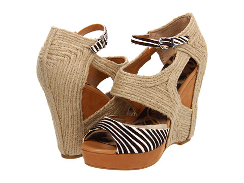 Pantofi Sam Edelman - Katie - Zebra