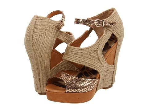 Pantofi Sam Edelman - Katie - Egyptian Gold