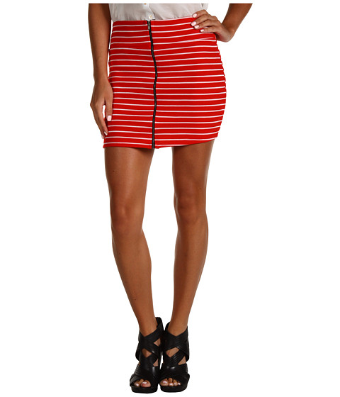 Pantaloni Gabriella Rocha - Habib Skirt - Red/White