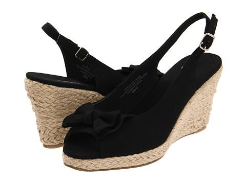 Sandale Annie - Dandi - Black Linen