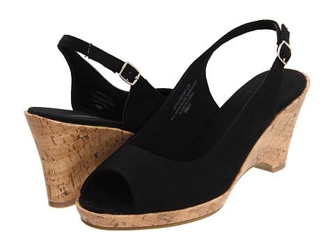 Sandale Annie - Luna - Black Linen