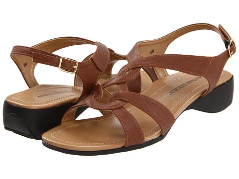 Sandale Annie - Silky - Brown Pebble