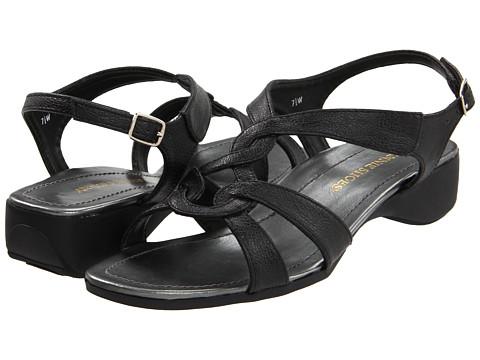 Sandale Annie - Silky - Black Pebble