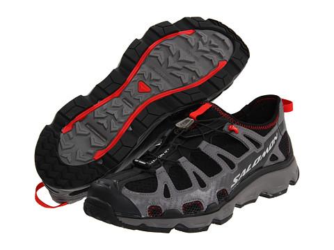 Adidasi Salomon - Gecko - Detriot/Black/Bright Red
