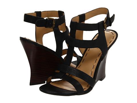 Sandale Nine West - Aristo - Black Leather