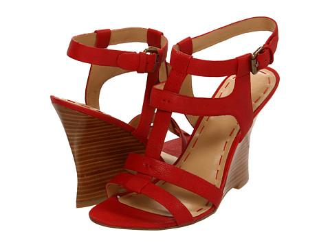 Sandale Nine West - Aristo - Red Leather