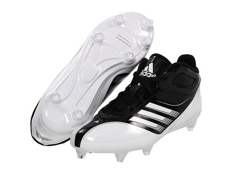 Adidasi adidas - SuperCharge Mid D - Black/Running White/Metallic Silver