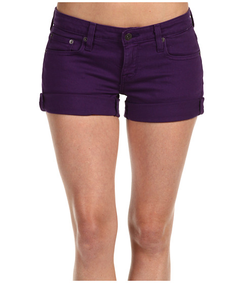 Pantaloni Big Star - Remy Low Rise Cuffed Short in Wild Berry - Wild Berry