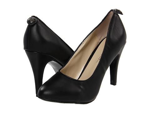 Pantofi Gabriella Rocha - Kalista - Black Smooth
