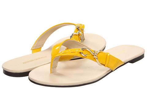 Sandale Annie - Gretta - Yellow