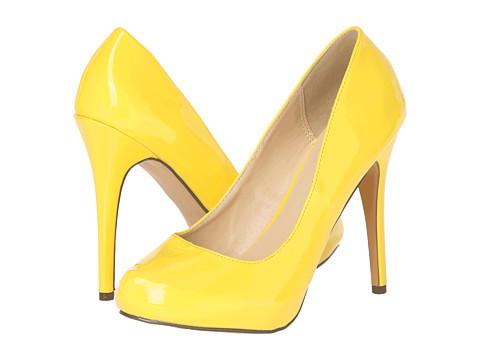 Pantofi Michael Antonio - Love Me - Yellow Patent