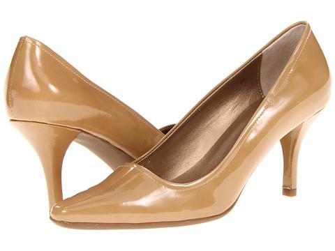 Pantofi Vigotti - Henia - Nude Patent