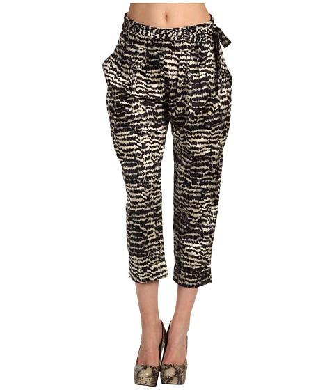 Pantaloni Brigitte Bailey - Murphy Tie Pant - Black Multi