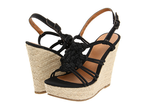 Sandale MIA - Loveknot - Black Tumble
