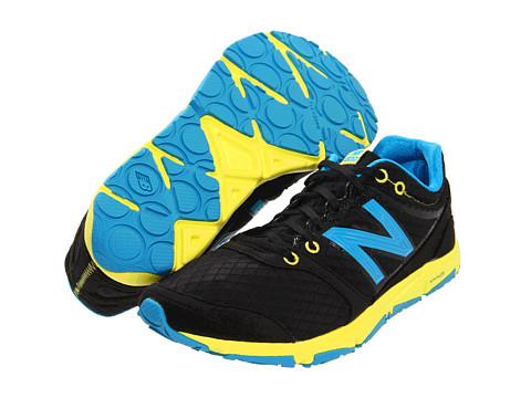 Adidasi New Balance - W730 - Black/Yellow