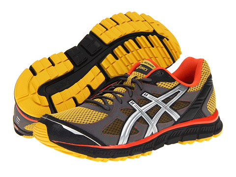 Adidasi ASICS - GEL-Scramâ⢠- Mango/Lightning/Burnt Orange
