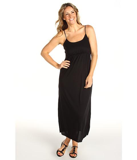 Rochii Christin Michaels - Plus Size Ronnie Maxi Dress - Black