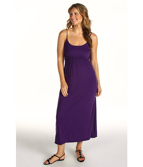Rochii Christin Michaels - Plus Size Ronnie Maxi Dress - Purple