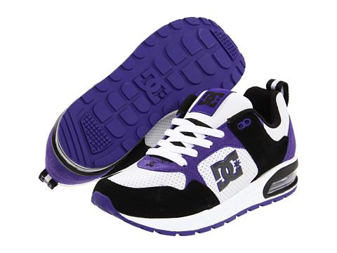 Adidasi DC - Maven W - Black/White/Varsity Purple
